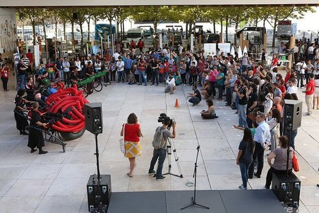 15 Fab Labs and 112 Projects Come Together at Maker Faire Lisbon | Make: | Heron | Scoop.it