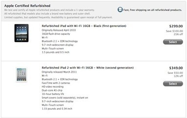 iPad and iPad 2 On The Cheap From Apple | iPads in Education Daily | Scoop.it