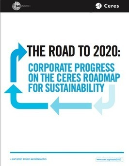 New Ceres/Sustainalytics Report Shows Most U.S. Companies Falling Short on Sustainability — Ceres | Schools of Business and Leadership: Thoughts on educating business and organizational leaders | Scoop.it