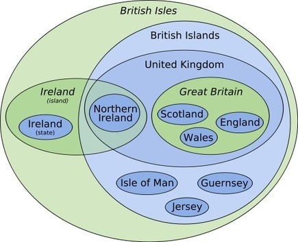 British Isles Naming Convention, Simplified | Igor | Global Affairs & Human Geography Digital Knowledge Source | Scoop.it