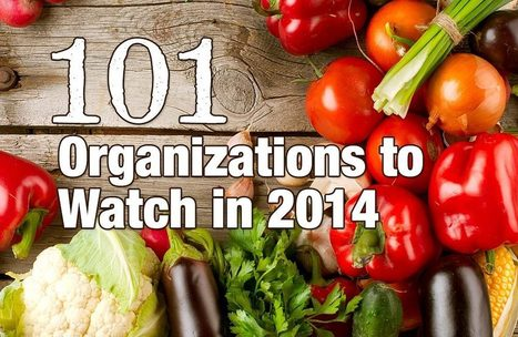 The Food Future: 101 Organizations to Watch in 2014 | Searching for Safe Foods | Scoop.it