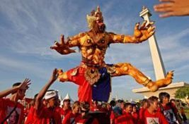 Hindu Holiday Shuts Down Air, Sea and Land Travel on Bali | The Jakarta Globe | Scoop Indonesia | Scoop.it