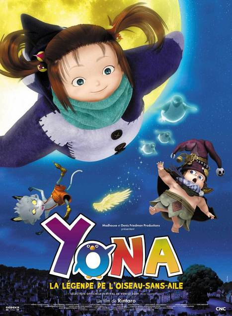 GEBEKA Films   Yona   Scoop.it