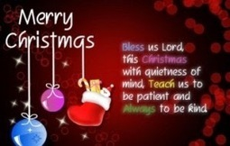 Merry Christmas Quotes, Messages, Wishes And Much More: Merry Christmas Messages For Friends 2014 | merrychristmassayings.blogspot.com | Scoop.it