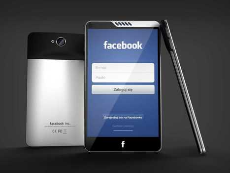 The Facebook Phone Is Coming Tuesday, TechCrunch Is Sort Of Reporting   Coming Startup and Technologies   Scoop.it