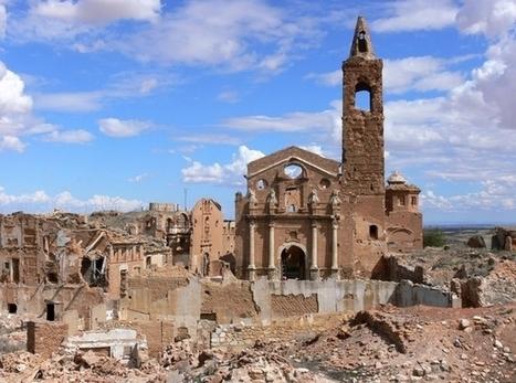 Spanish village left in ruins   Exploration: Urban, Rural and Industrial   Scoop.it