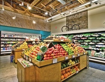 Rebuilding Place in the Urban Space: Finally, the urban model for a healthy convenience store | Sustainable Futures | Scoop.it