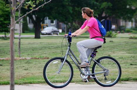 Walking, biking and taking public transit tied to lower weight | Thorax Weekly | Scoop.it