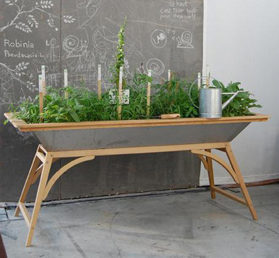 Build Your Own Salad Table | Green Wisdom | Scoop.it