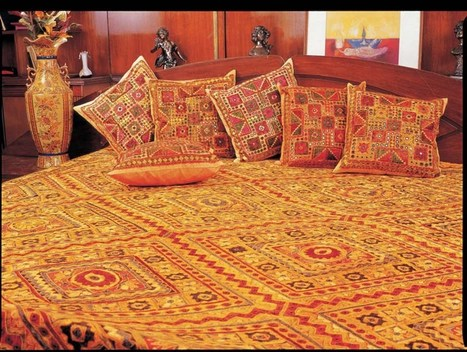 Indian Design Themes: How to Create a Rajput-Style Living Room   Home Decoration Products & Ideas   Scoop.it