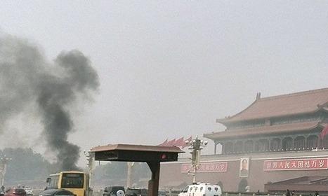 Tiananmen car crash may have been suicide attack, officials claim | Global Politics | Scoop.it
