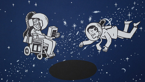 Stephen Hawking's big ideas ... made simple - video animation | The living world | Scoop.it