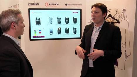 A suite of new retail technologies redefine the shopping experience - YouTube | Digital Retail Thoughts in English | Scoop.it