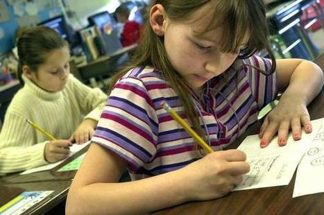 Finland scraps cursive handwriting in favour of typing skills | Teaching | Scoop.it
