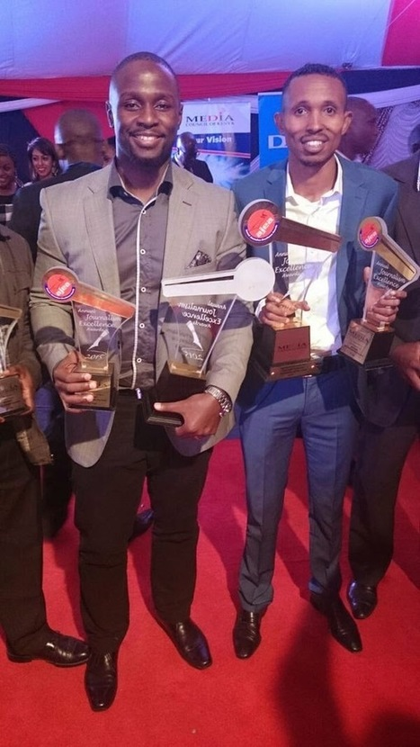 Mohammed Ali and John Allan Namu Awarded for their Great work | Nairobi Gossip & News | Gossip | Scoop.it