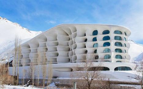 The coolest ski hotel ever has been built in Iran | Alpine hotels | Scoop.it