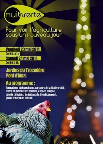 Nuit verte au Trocadéro - Paris | ANEFA | ANEFA | Scoop.it