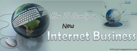 How To Develop A New Internet Business | 25 Ways for Branding Your Company & To Increase Your Name Recognition | Scoop.it