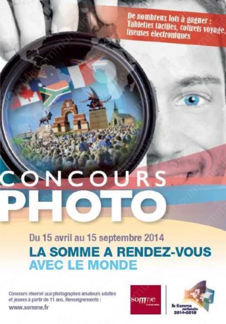 Somme - Avis aux amateurs : Concours photo pour le centenaire de la Grande Guerre ! | Nos Racines | Scoop.it