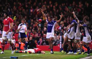 Rugby-union: Wales 19-26 Samoa: Polynesians rock hapless hosts ... | The World of Rugby Football Union | Scoop.it