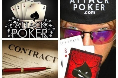Ken Horrell vs. Attack Poker: A Cautionary Tale of Poker Contracts - PokerNews.com | This Week in Gambling - Poker News | Scoop.it