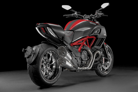Pirelli DIABLO ROSSO™II has been confirmed as original equipment tyre for the new Ducati Diavel | Motorcycle Industry News | Scoop.it