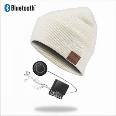 Vibejam plain knitted Bluetooth music beanie   Vibejam wireless and portable sound solutions   Scoop.it