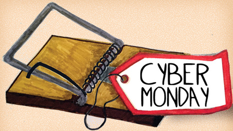 10 tips to avoid Cyber Monday scams | The Twinkie Awards | Scoop.it