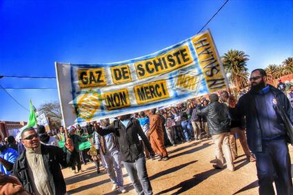 L'Algérie renonce temporairement au gaz de schiste | décroissance | Scoop.it