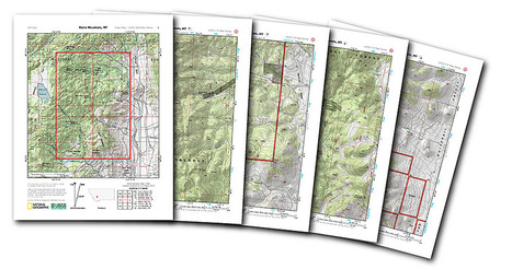 PDF Quads - Trail Maps | I'm Bringing Techy Back | Scoop.it