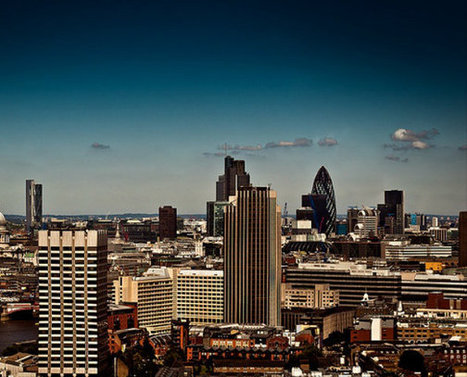 Standing Among Giants: London's Changing Skyline | Reasons Rubber Roof Material is Beneficial for Repairs | Scoop.it