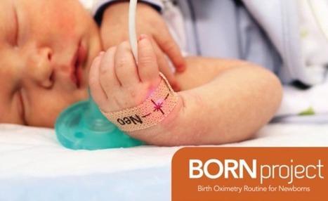 Un objet connecté pour lutter contre la mortalité infantile | Buzz e-sante | Scoop.it