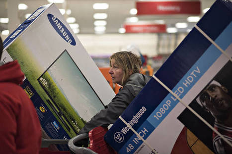 Retailers Struggle Getting E-Commerce Goods to Customers, Study Says | Commerce and Payments | Scoop.it