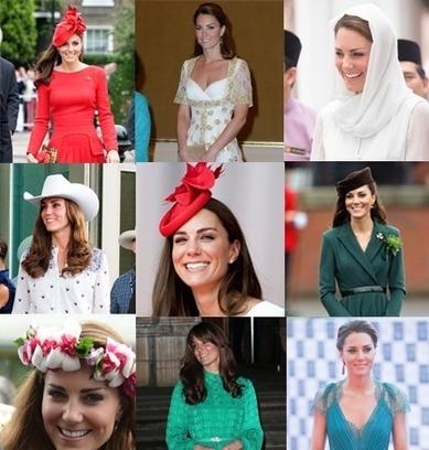 Kate Middleton sous toutes les coutures - Photos Mode - Be.com   Infos People   Scoop.it