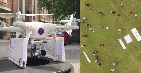 Interdites en Pologne, des pilules abortives sont livrées par drone | Libertés Numériques | Scoop.it