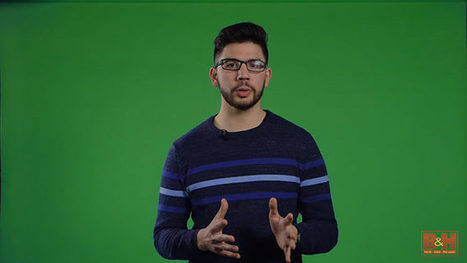 How to light up a green screen for a perfect key and seamless compositing | Photography Stuff For You | Scoop.it