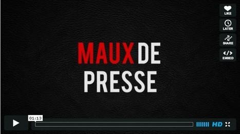 Coming Soon : Maux de Presse | L'actualité du webdocumentaire | Scoop.it