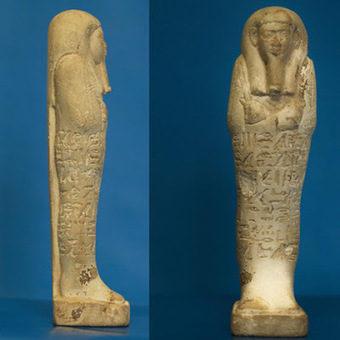 Looted statue and mummy mask returned to Egypt   The Archaeology News Network   Kiosque du monde : Afrique   Scoop.it