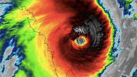 Photos show the destructive path of Tropical Cyclone Marcia | Weather And Disasters | Scoop.it