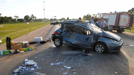 Accidentes de tránsito y cultura de riesgo - La Voz del Interior | Comportamiento humano en el contexto social | Scoop.it