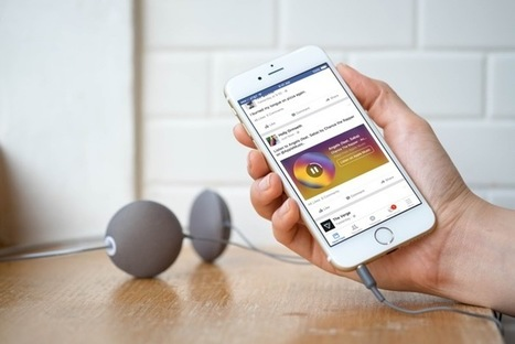 Facebook Now Offers Free Music Streaming, Directly In Your Feed | Veille musique, industrie musicale | Scoop.it