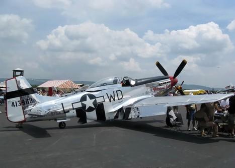 P - 51 d Mustang vol2 – Walk Around   History Around the Net   Scoop.it