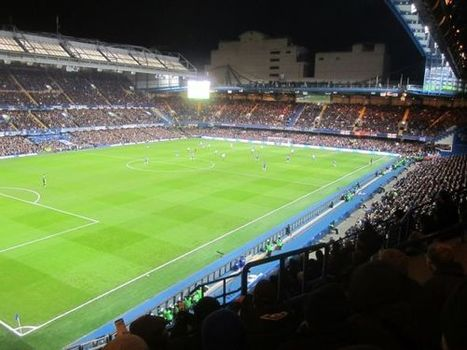 Philips Installs LED Floodlights At Stamford Bridge, Home Of Chelsea FC | Risparmio energetico. | Scoop.it