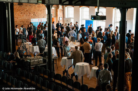 For Entrepreneurs: 21 Inspiring Tips from Start-Up Day Stockholm + Photos | bootstrap | Scoop.it