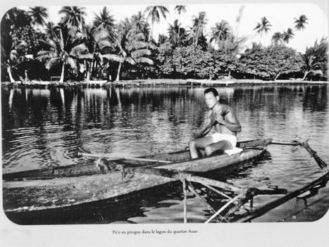 Généalogie : Po'o, un gamin tahitien dans le Papeete d'antan - La Dépêche de Tahiti | Rhit Genealogie | Scoop.it