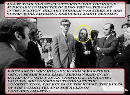 Hillary Clinton was fired for lying when she was 27 years old   fashion   Scoop.it