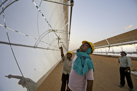 Renewable Energy Investments Shift to Developing Nations | Zero Footprint | Scoop.it