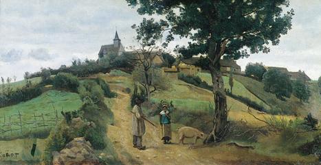 17 juillet 1796 naissance de Jean-Baptiste Camille Corot | Racines de l'Art | Scoop.it