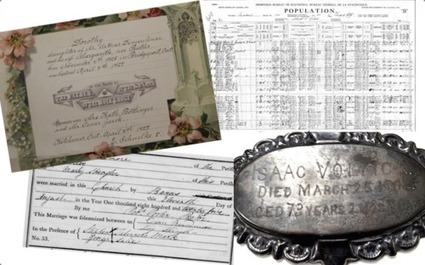 Original Sources: Are They Always Accurate? | genealogy | Scoop.it