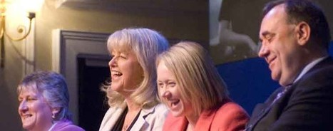 Lesley Riddoch: Independence vote split by gender | YES for an Independent Scotland | Scoop.it